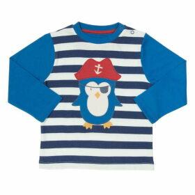 Kite Toddler Pirate Penguin T-Shirt
