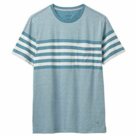 White Stuff Swagger Engineer Stripe Tee