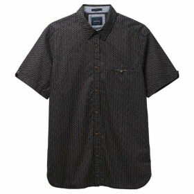White Stuff Franklin Micro Print Shirt