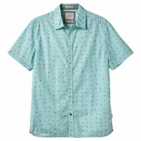 White Stuff West Coast Print Shirt