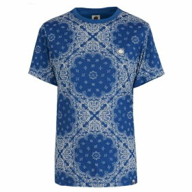 Pretty Green Bandana Print T-Shirt