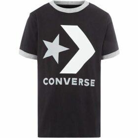 Converse Star Chevron Ringer T-Shirt