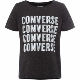 Converse Beveled Converse Graphic T-Shirt