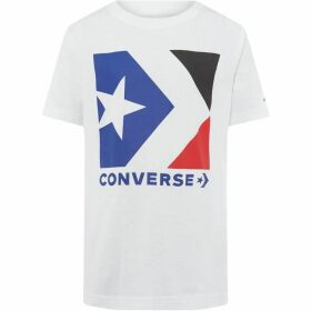Converse Star Chevron Box T-Shirt