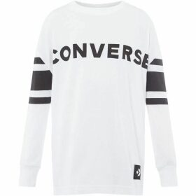 Converse Football Top Long Sleeve T-Shirt