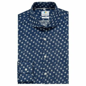 Richard James Batik Print Shirt
