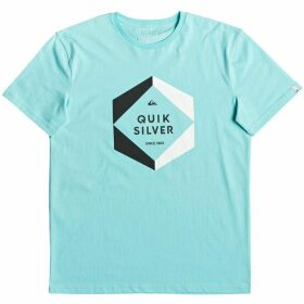 Quiksilver Hexa Logo - T-Shirt For Men