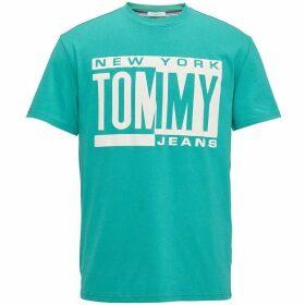 Tommy Hilfiger Tommy Jeans Box Logo T-Shirt