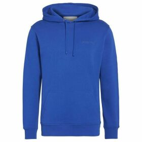 Calvin Klein Jeans Side Logo Zip Up Cotton Hoodie