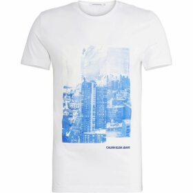 Calvin Klein Jeans Graphic Slim Fit T-Shirt