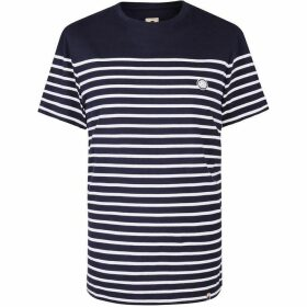 Pretty Green Breton Stripe T-Shirt