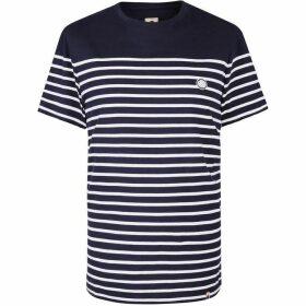 Pretty Green Breton Stripe T-Shirt