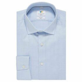 Richard James Circle Jacquard Slim Fit Shirt