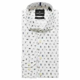 Simon Carter Accessories Print Shirt