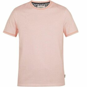 Ted Baker Geckoe Printed Cotton Tshirt