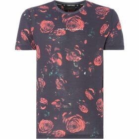 Criminal Damage Rose T-Shirt