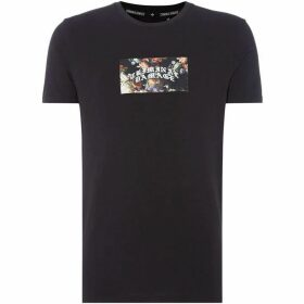 Criminal Damage Back & Front Graphic T-Shirt