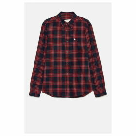 Jack Wills LANGWORTH CHECK SLIM FIT SHIRT