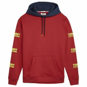 Tommy Hilfiger Tommy Jeans Graphic Logo Hoody