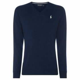 Polo Golf V neck jumper