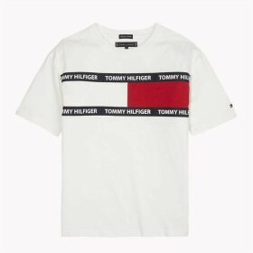 Tommy Hilfiger Graphic Flag T-Shirt