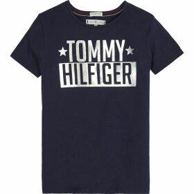 Tommy Hilfiger Foil Logo T-Shirt