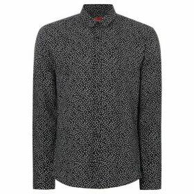 Hugo Ero Atom All Over Print Shirt