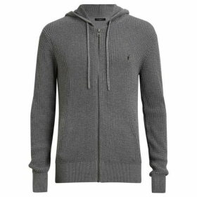 All Saints Wells Zip Hoody