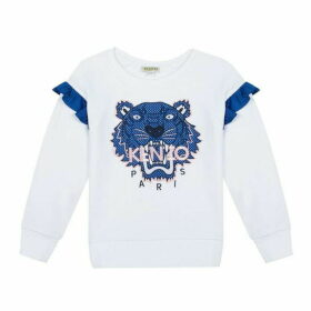 Kenzo Kid Girl Sweat Shirt