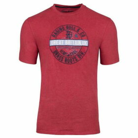 Raging Bull Better Than Football Applique Tee