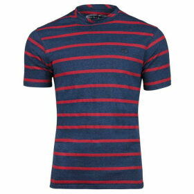 Raging Bull Big And Tall Rb Stripe Tee