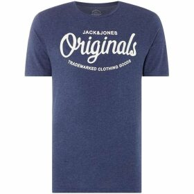 Jack and Jones Nep Chest Logo T-Shirt