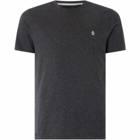 Penguin Pin Point Indigo T-Shirt