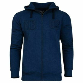 Raging Bull Rb 03 Zip Thru Hoody
