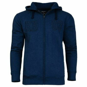 Raging Bull Big And Tall Rb 03 Zip Thru Hoody