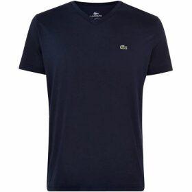 Lacoste V Neck T-Shirt