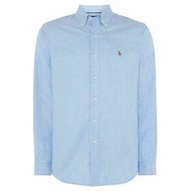 Polo Golf Plain Oxford Non-Iron Dress Shirt