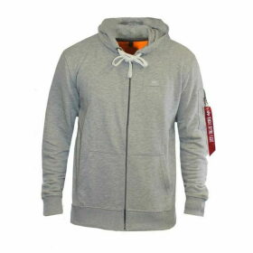 Alpha Industries X Fit Zip Hoody