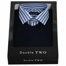 Bar Harbour by Double Two Double Two Shirt & Jumper Set