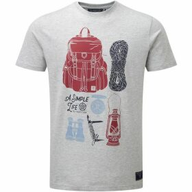 Tog 24 Roberts Mens T-Shirt Simple Life