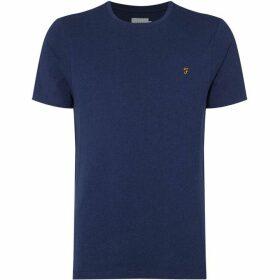 Farah Denny Slim Marl T-Shirt
