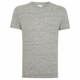 Linea Baron Textured Space Dye T-shirt