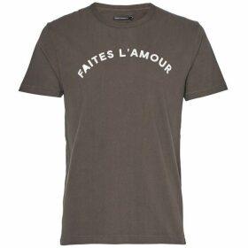 French Connection Faites L`Amour T-Shirt