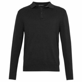 French Connection Portrait Wool Polo Jumper