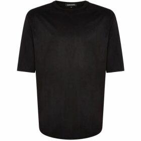 Dead Legacy Suedette Logo T-Shirt