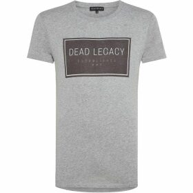 Dead Legacy Square Chest Logo T-Shirt