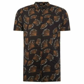 Label Lab Gemini Abstract Dandelion Print Shirt