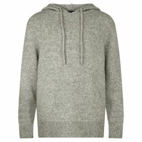 All Saints Harnden Knitted Hoody