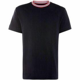 Libertine Libertine Contrast Collar T-Shirt