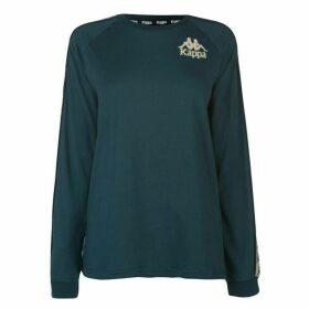 Kappa Dixon Long Sleeve T Shirt